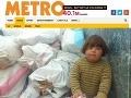 Máte zlý deň? Prečítajte si tragický príbeh postihnutého chlapca (5) v utečeneckom tábore