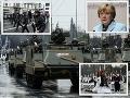 Gréci sa vysmiali Európe: Vojenská prehliadka tankov a stíhačiek za obrovské peniaze!