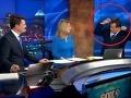 VIDEO trapasu v živom vysielaní: Neuveríte, čo si moderátor vytiahol zo saka!