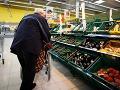 Slovenské ceny tovarov a služieb sú na úrovni 69 % priemeru EÚ