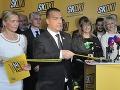 Podľa strany SKOK sadla opozícia Ficovi na lep: Na tomto stoličkovom kabarete sa nezúčastníme!