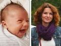 Prvé FOTO bábätka: Toto je syn Viki Rákovej so zvláštnym menom!