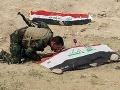 V Iraku objavili masový hrob civilistov: Bolo v ňom 40 tiel, pravdepodobne za tým stojí Daeš