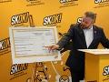 Podvod storočia: V prípade Gabčíkova nás vláda pripravila o 160 miliónov eur, tvrdí SKOK!