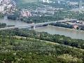 Bratislavskí policajti sa vyznamenali: Zachránili život žene (36), ktorá skočila do Dunaja
