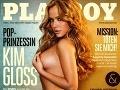 Kim Gloss sa vyzliekla pre známy pánsky magazín.