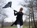 Na severe Slovenska vás potrápi silný vietor: FOTO Vydaná bola aj výstraha