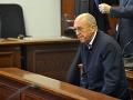 Špecializovaný trestný súd v Pezinku schválil dohodu o vine a treste v prípade kardiochirurga Viliama Fischera.