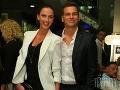 Ramón Beňo a Monika Sakmanová tvoria pár už niekoľko rokov.