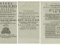 GALILEO Galilei – Opere – Opera di agricoltura. Nella qual si contiene a che modi si debbe coltivar la terra, seminare, inserire li alberi… Firenze, 1718.