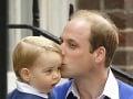 Princ William ako milujúci otec.