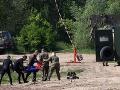 Obrovské vojenské cvičenie s našimi bratmi Čechmi