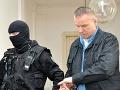 Vražda Róberta Holuba: Bývalý príslušník gangu sýkorovcov vypovedal ako svedok