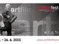 Vizuál ART FILM FESTu 2015 s Mariánom Labudom
