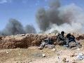 Islamský štát prevzal kontrolu nad sýrskym mestom Palmýra