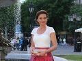 Markizáčka Danica Kleinová na Slovenke roka tiež nechýbala