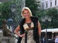 Jojkárka Erika Barkolová sa Slovenky roka tiež zúčastnila.