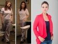 Slovenská herečka výrazne pribrala: Kristína, to brucho je tehotenské?!