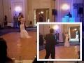 VIDEO Netradičný svadobný tanec otca s dcérou: Toto si pripravil pre nevestu!