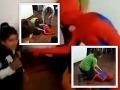 VIDEO Oslava v škôlke sa skončila katastrofou: Spiderman je mŕtvy, kričali vydesené deti!