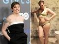Americká herečka sa fotila bez šiat: Lena, prosíme ťa, nerob to!