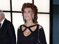 Sophia Loren vyzerá dobre aj mimo kamier.
