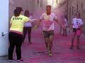 FOTO Košice ožili farbami: Netradičná akcia, tisíce športovcov a unikátne divadlo!