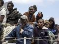 Na ostrove Lampedusa zakotvila ďalšia loď, nachádza sa na nej takmer 370 migrantov