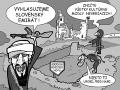 KARIKATÚRA Slovensko po obsadení Islamským štátom