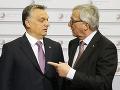 Juncker to povedal bez servítky: Orbán tu už jednoducho nemá miesto