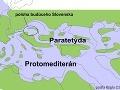 Paretýdne more pred 25 miliónmi rokov