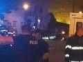 FOTO Nočná rana pri bratislavskom hrade: Ruský diplomat rozflákal passat, nechcel fúkať!