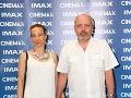 Matej Landl s manželkou Janou