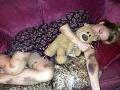 Thea (37) večer išla spať: Na druhý deň vstala a takmer onemela od hrôzy, FOTO jej tela!