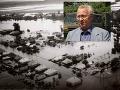FOTO zdevastovanej krajiny po záplavách Dunaja: Armáda zachránila pred tragédiou 50-tisíc Slovákov