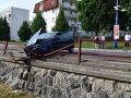FOTO Nehoda v Dubnici nad Váhom: Na mol opitý Milan (47) nabúral kamarátovo auto