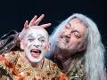 Dracula Daniel Hůlka pred zajtrajším predstavením pod holým nebom: Teplo sa oblečte!
