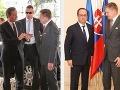 V Bratislave sú najvýznamnejší lídri sveta Hollande a Cameron: Slovensko je významný partner!