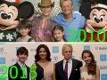 Deti prominentného páru sa v priebehu 5 rokov, pochopiteľne, dosť zmenili.