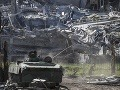 V Donbase jedna zo zbraní zlyhala a vybuchla: Dvaja ukrajinskí vojaci zahynuli