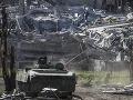 Konflikt na východe Ukrajiny: Strany sa navzájom obviňujú z porušenia prímeria