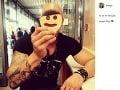 Michaela Ngová sa Matejom chválila aj na sociálnej sieti.