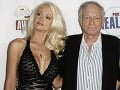 Holly Madison a Hugh Hefner