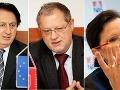 Necelý rok pred voľbami veľké prekvapenie: Spojili sa bývalí členovia HZDS a SNS!