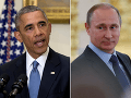 Putin s Obamom si na Valentína zavolali: Zrejme ich ovládla láska, dohodli sa na prímerí