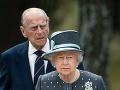 Alžbeta II a princ Philip
