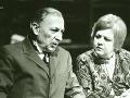 Ladislav Chudík a Eva Krížiková