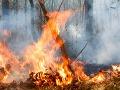 Hasič úmyselne zakladal požiare, aby si dobrovoľníci mohli zarobiť: Vo väzení strávi roky
