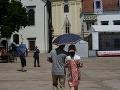 Horúčavy poriadne potrápili Slovensko aj dnes: Počet kolapsov však klesol
