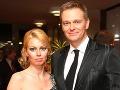 Martin Nikodým s bývalou priateľkou Martinou.